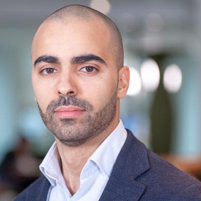 Kontaktbild Armine Gharby Co-Managing Director | EQS Group