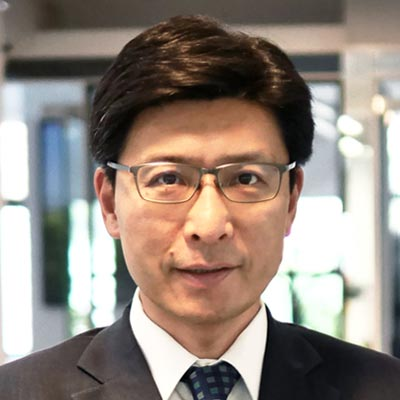Contact picture Roy Wang Managing Director Asia-Pacific | EQS Group