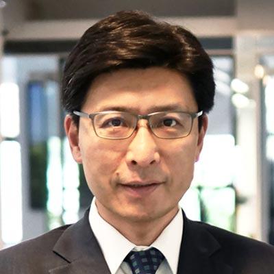 Kontaktbild Roy Wang Managing Director Asia-Pacific | EQS Group