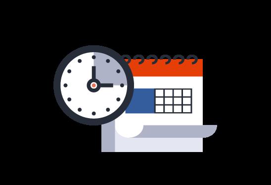 Example financial calendar | EQS Group