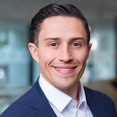 Kontaktbild Marco Goldberg Director Business Development US | EQS Group