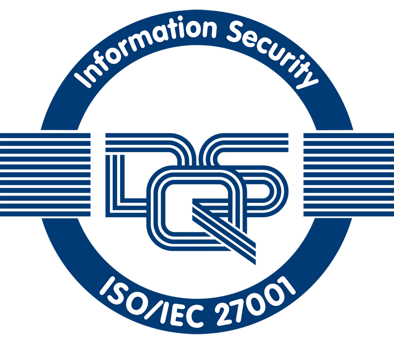 Logo ISO/IEC 27001 | EQS Group