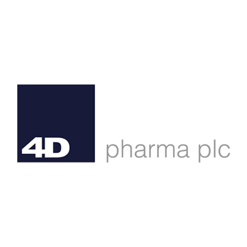 Reference 4D Pharma PLC | EQS Group
