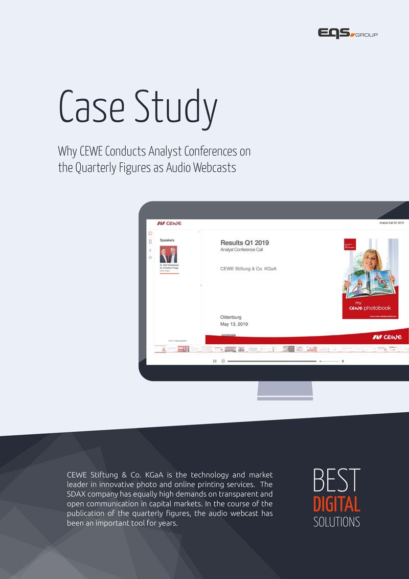 CEWE Case Study
