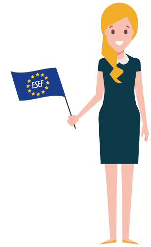 Example ESEF Service lady | EQS Group