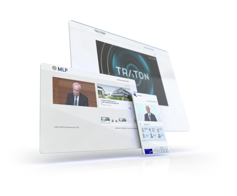 Content image Virtual AGM | EQS Group