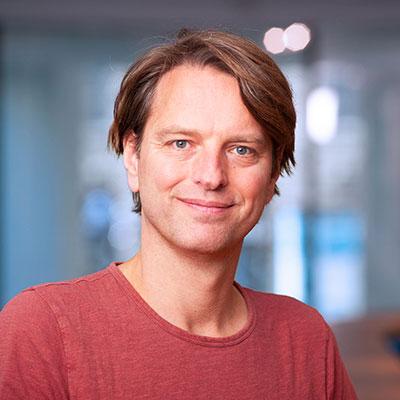 Kontaktbild Alexander Wieland Chief Creative Officer | EQS Group