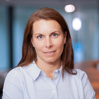 Kontaktbild Sandra Fyhr Global HR Director | EQS Group
